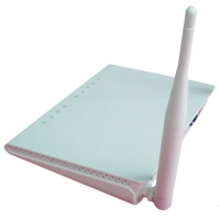 150Mbps Wireless ADSL 2/2+ Modem Router  with 4*Ethernet Ports - VWD154R